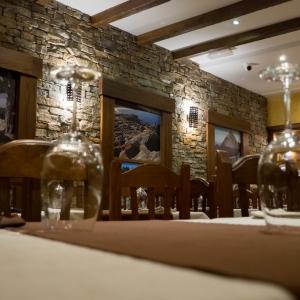 Albergue Castro - Restaurante