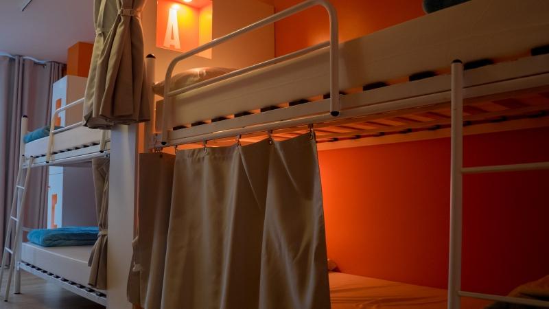 En albergue has de dormir para el Camino vivir